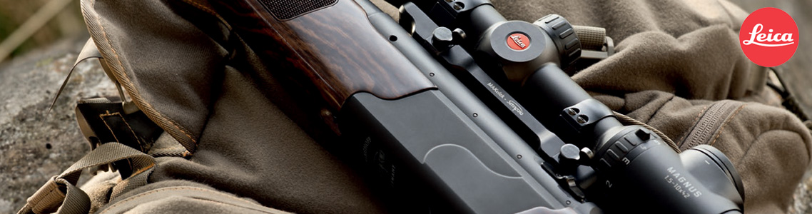 View All Leica Riflescopes