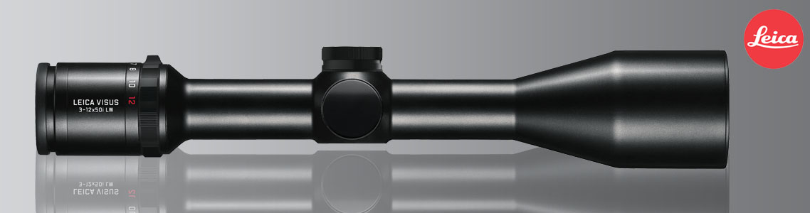 Leica Visus 3-12 x 50 Riflescopes