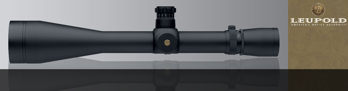 Leupold Mark 4 ER/T 6.5-20x50 Riflescopes