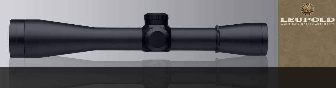 Leupold Mark 4 LR/T Fixed Power Riflescopes