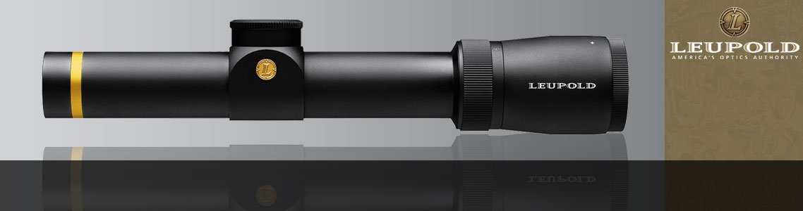 Leupold VX-6 1-6x24 Riflescopes