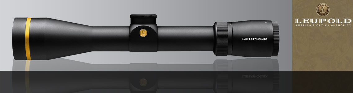 Leupold VX-6 2-12x42 Riflescopes