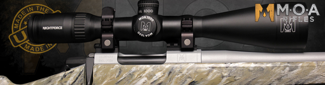 MOA Evolution Rifles