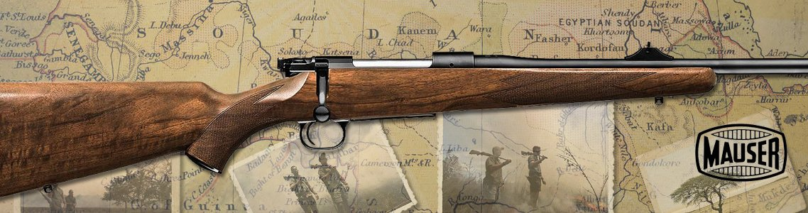 Mauser M12 Pure Rifles