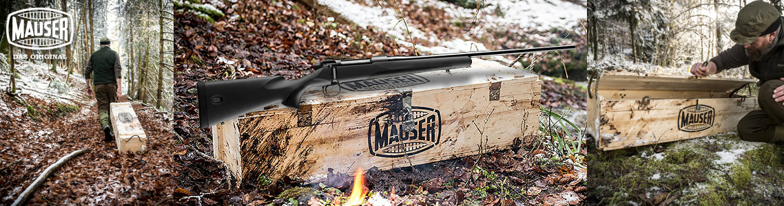Mauser M18 Rifles for Sale! - EuroOptic com