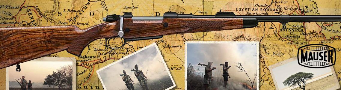 mauser m98 rifle prices