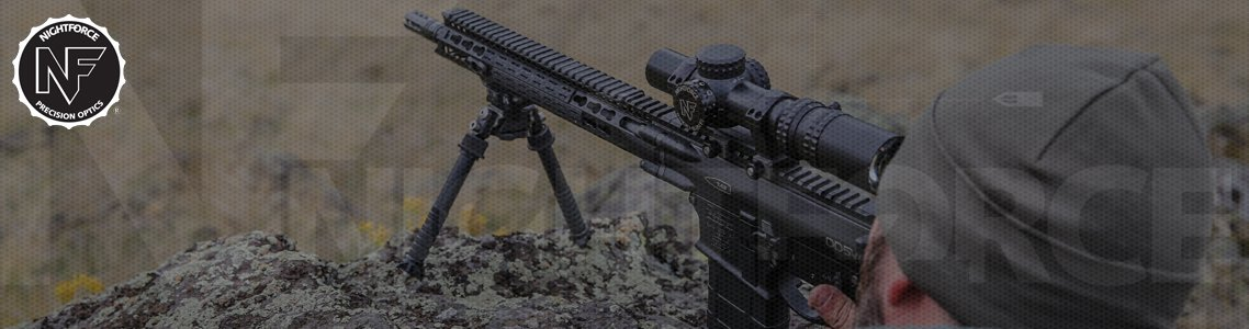 Nightforce NX8 Riflescopes
