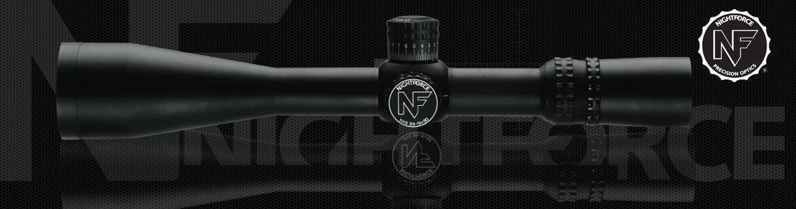 Nightforce NXS 3.5-15x50