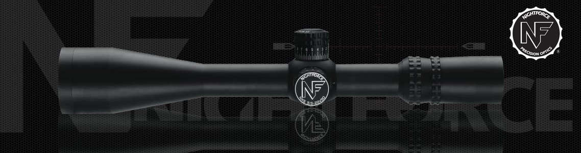 Nightforce NXS 5.5-22x50