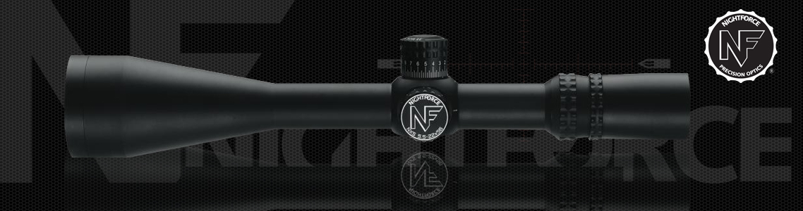 View All Nightforce NXS Riflescopes
