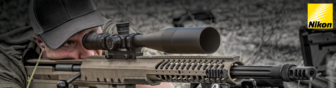 View All Nikon Riflescopes