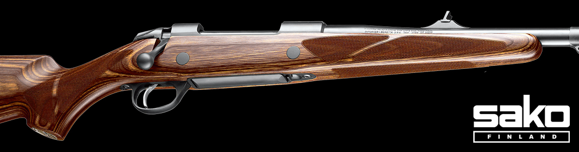 Sako 85 Brown Bear Rifle