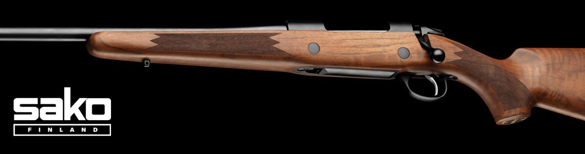 Sako 85 Hunter Rifle