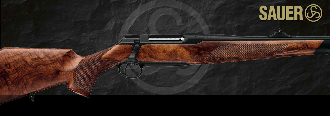 View All Sauer 202 Rifles