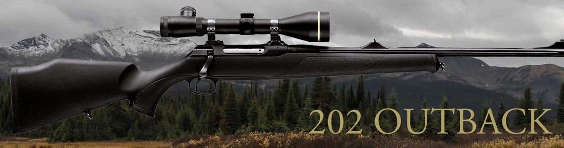 Sauer 202 Outback