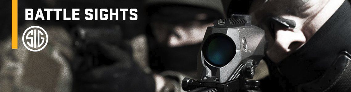 Sig Sauer Battle Sights