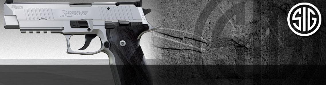 Sig Sauer P226 X-Five Pistols - EuroOptic com