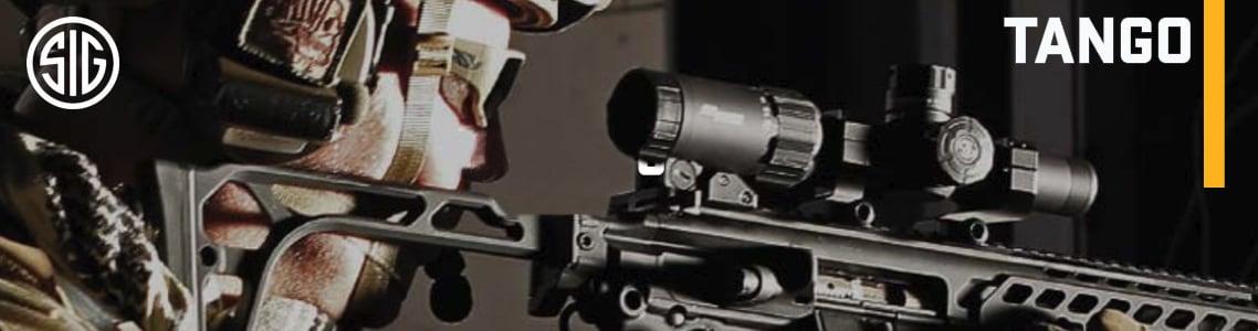 Sig Sauer TANGO6 Riflescopes