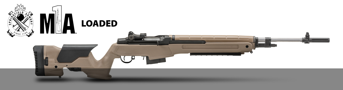 Precision Adjustable Loaded Standard M1A