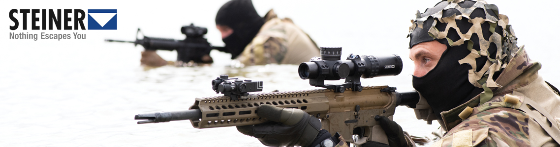 Steiner M8Xi Riflescopes