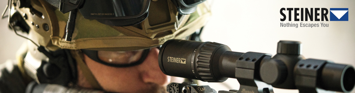 Steiner P4Xi Riflescopes