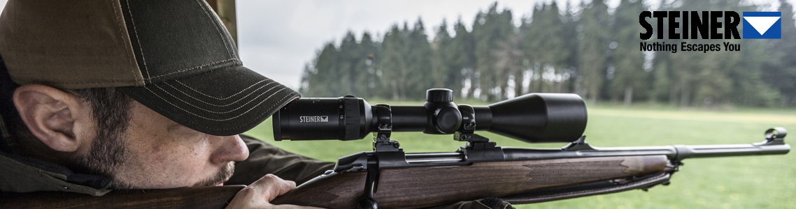 View All Steiner Riflescopes