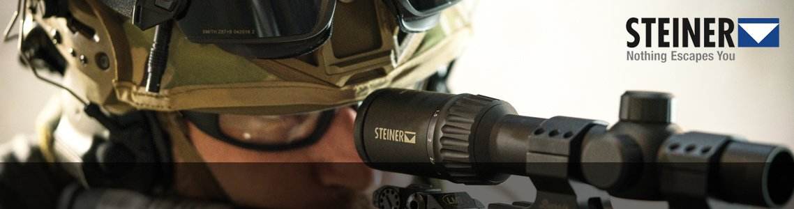 Steiner Tactical Riflescopes