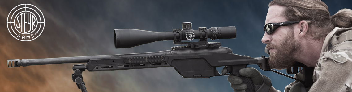 Steyr SSG 08 Tactical Rifle