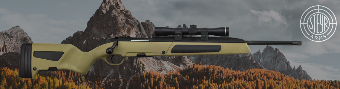 Steyr Scout Tactical Rifles