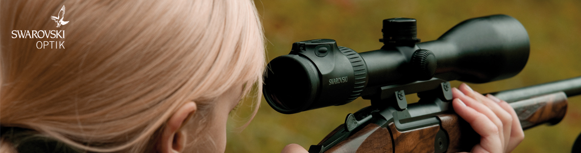 Swarovski Ballistic Turret Scopes