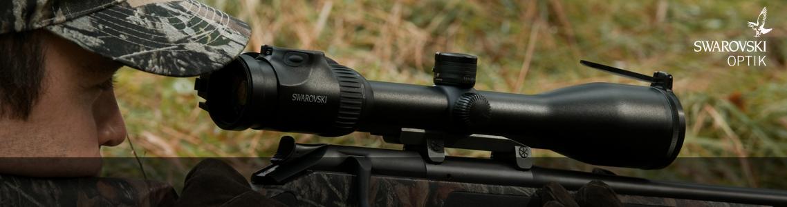 Swarovski Z6 Rifle Scopes