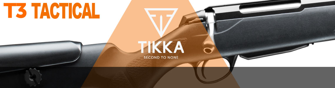 Tikka T3 Tactical Rifle