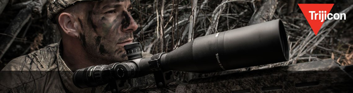 Trijicon AccuPoint Rifle Scopes