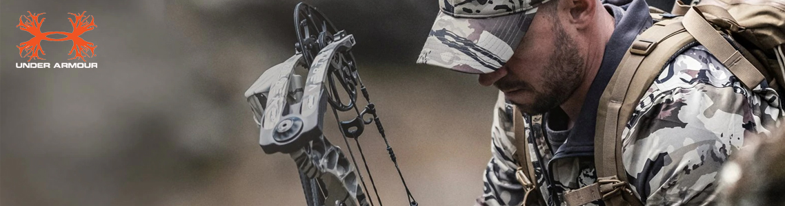 View All Under Armour Hunting Gear
