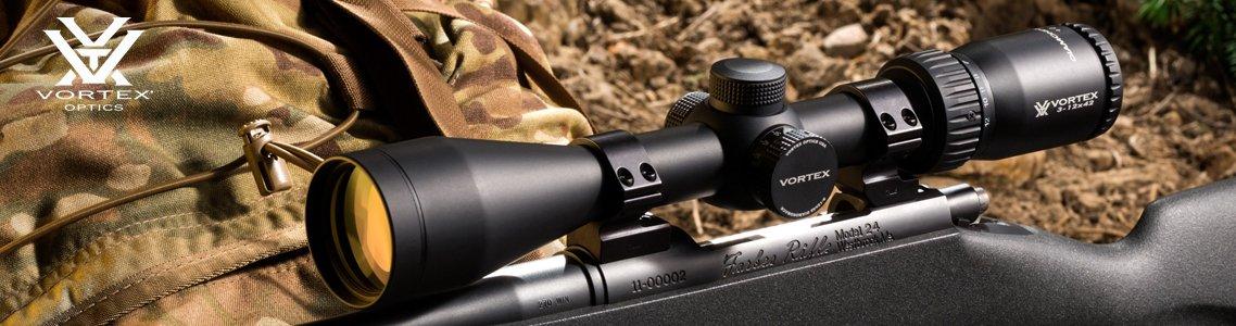 Vortex Diamondback Riflescopes