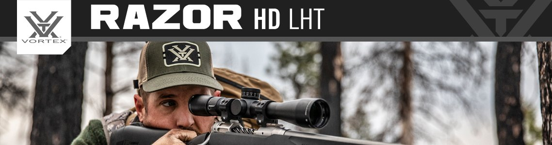 Vortex Razor HD LHT Riflescopes