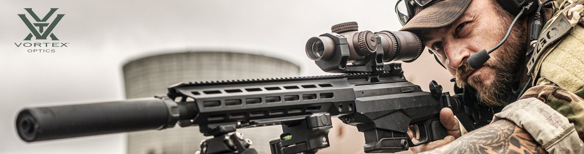 Vortex Razor HD Gen III Riflescopes