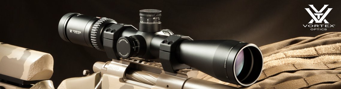 Vortex Viper HST Riflescopes