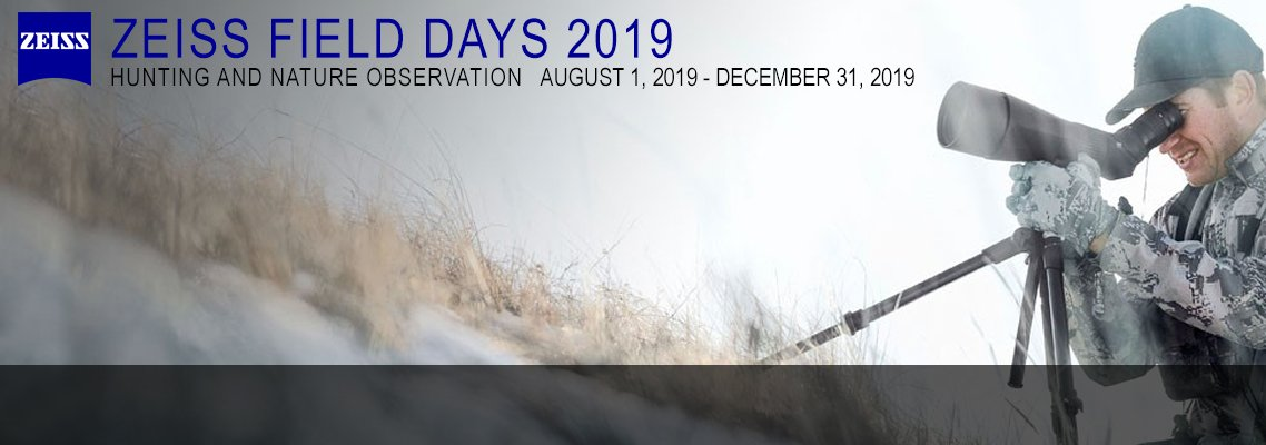 Zeiss Field Days 2019