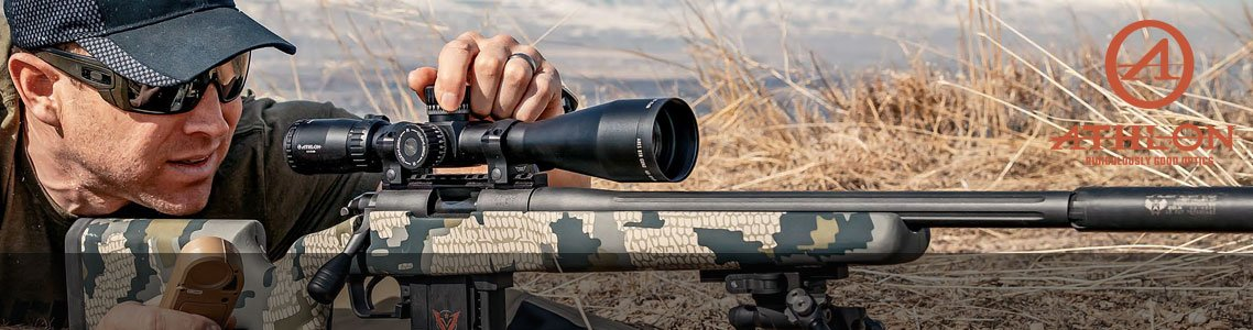 Athlon Riflescopes