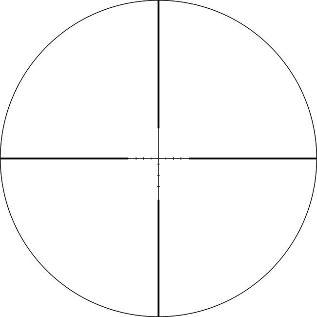 Vortex Crossfire II 3-9x50 Dead-Hold BDC Riflescope 31011