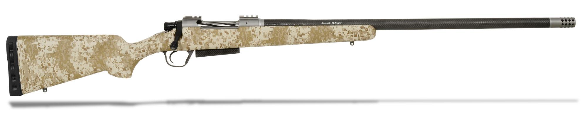 Christensen Arms Summit CF Titanium 26 Nosler Desert Digital Rifle
