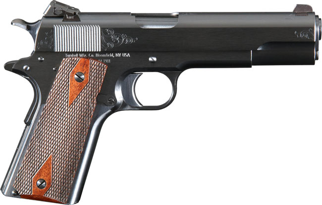 Turnbull 1911 .45 ACP Novak TB-45-007