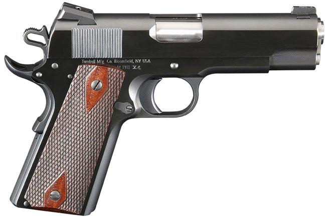 Turnbull .45 ACP Commander Base Pistol TB-45-018-C