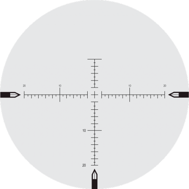 MOAR Reticle Non-Illuminated