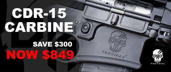 DRD Tactical CDR-15 Carbine $849 Save $300!