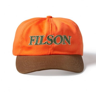 Filson Contrast Cap Tan Blaze Orange 30090 For sale! - EuroOptic.com afad6ab7dbe