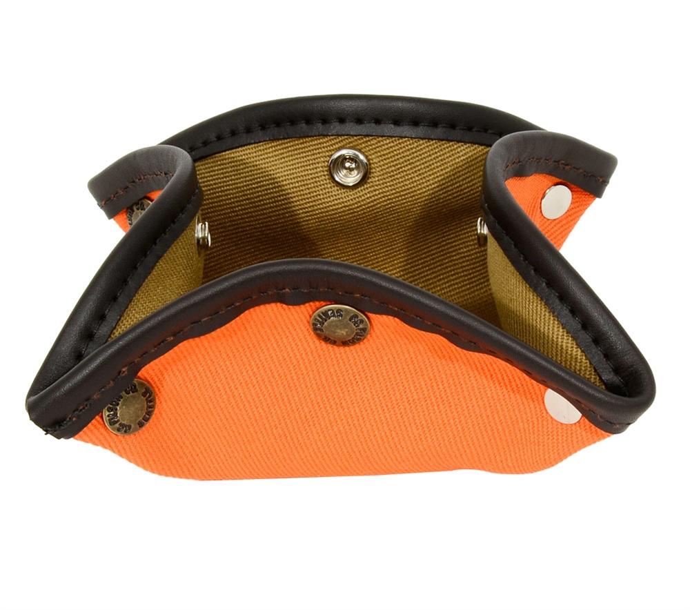 Filson Twill Travel Tray Orange Tan 69158 For Sale