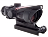 Trijicon TA31F ACOG 4x32 Dual Illum Red Chevron 223 Ballistic Reticle with TA51 mount