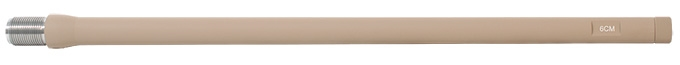 "Accuracy International 6mm Creedmoor 5/8""-24 24"" Pale Brown AT/AX Barrel 0724012PB"